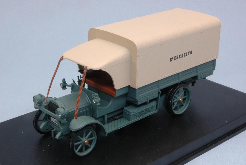 Fiat  18 BL 1918 Italian Army 1 43 Model rio4566 rio  100% authentique