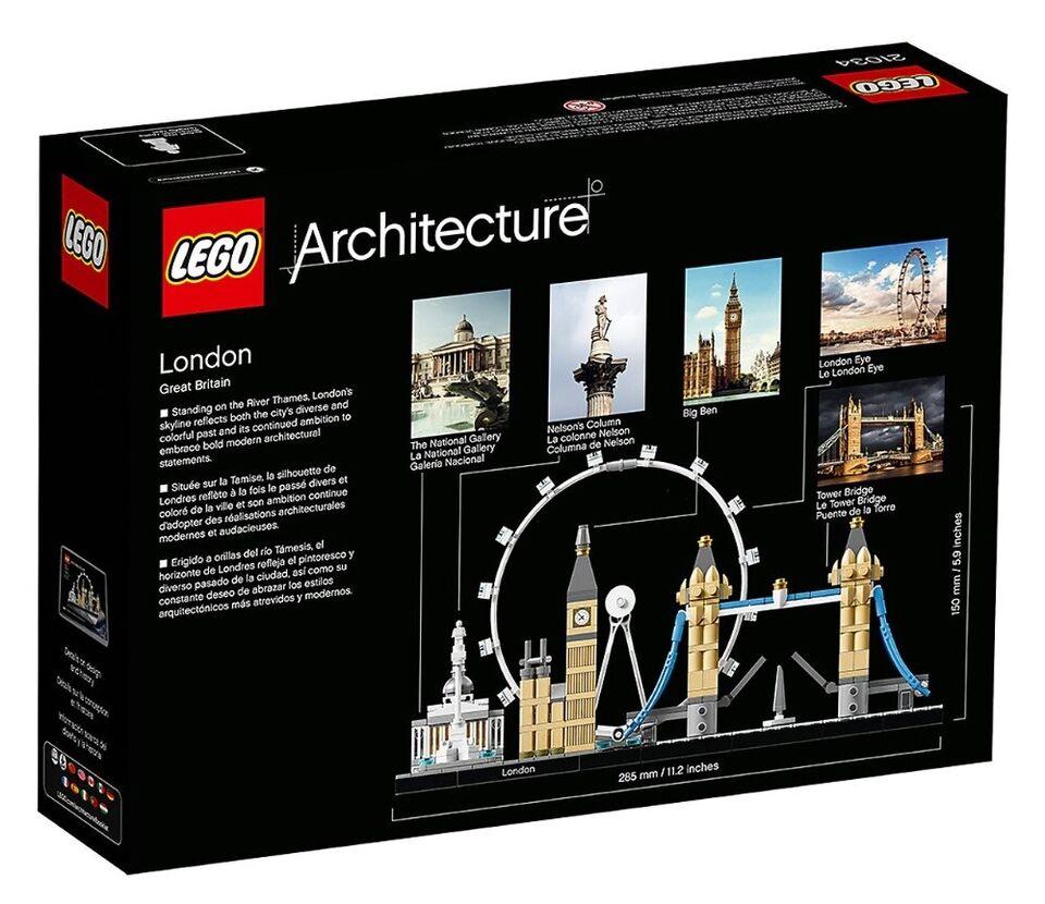 Lego Architecture, 21034 London