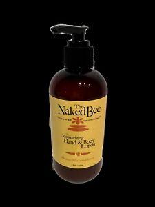 The-Naked-Bee-Orange-Blossom-Honey-Moisturizing-Hand-Body-Lotion-8-0-oz-Pump-New