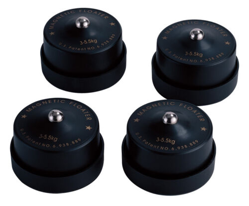 -Hyperion Sound Magnetic Floater M55 NEW Set of 4 vibration isolation devices