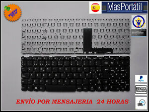 Tastiera-Spagnolo-Nuovo-Portatile-Lenovo-Ideapad-V310-15ISK-PK131131A12-TEC42