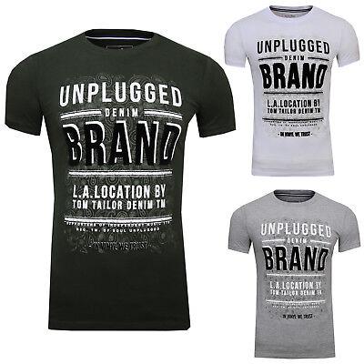 TOM TAILOR Jungen T-Shirts//Tops T-Shirt mit Brust-Print
