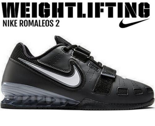 NIKE Romaleos 2 Weightlifting Powerlifting Shoes Gewichtheben Schuhe