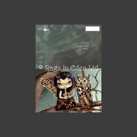 OWLYN Fantasy Fairy Owl Strangeling Art Greeting Card By Jasmine Becket-Griffith