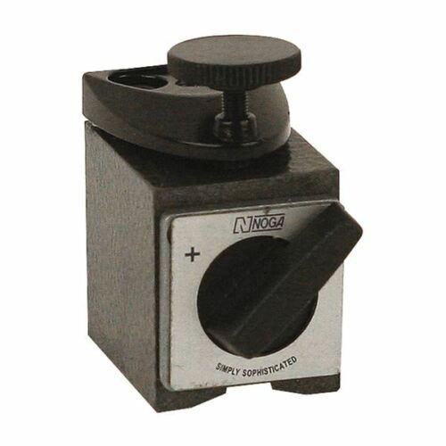 """Noga NF3778 1.58/"""" x 1.18/"""" x 1.38/"""" Fine Adjust Magnetic Holder Bed 72 Lbs Hold"""