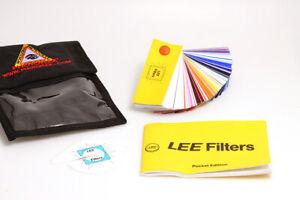 LEE-Filter-Pocket-Edition-Heft-mit-LEE-Filterheft-Zuschneideschablone-und-Etui