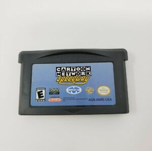 Cartoon Network Speedway (Nintendo Game Boy Advance) GBA Authentic Tested