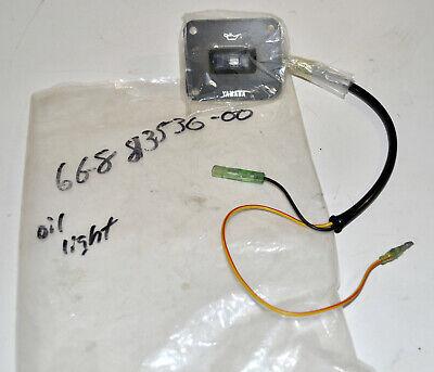 OEM Yamaha Lamp Panel Assembly 6G8-83530-00-00