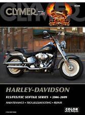 CLYMER MANUAL HARLEY DAVIDSON SOFTAIL CROSS BONES 08-10, SPRINGER CLASSIC 06-07