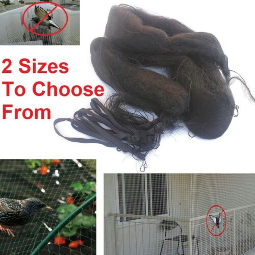Veggie Patch Garden Netting Farmer Farm Crop Bird Pest Net Fruit Tree Protection