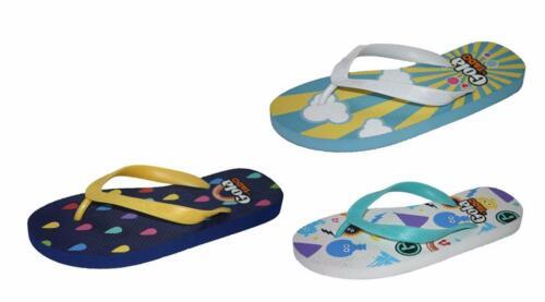 3 Paires De Femme Gola Tado Tongs Sandale Piscine Chaussures Taille 7 EU 40