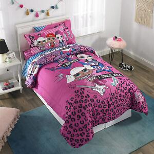Lol Surprise Bedding Set L O L Kids Comforter Sheets