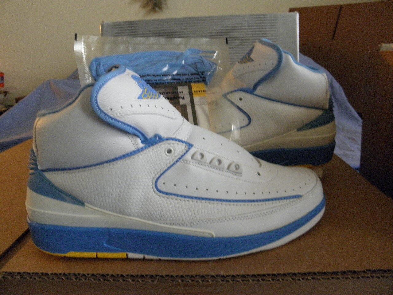 Nike Air Jordan II MELO 2 Two Retro OG 2004 NIB DS NEW RARE Doernbecher sz 10.5