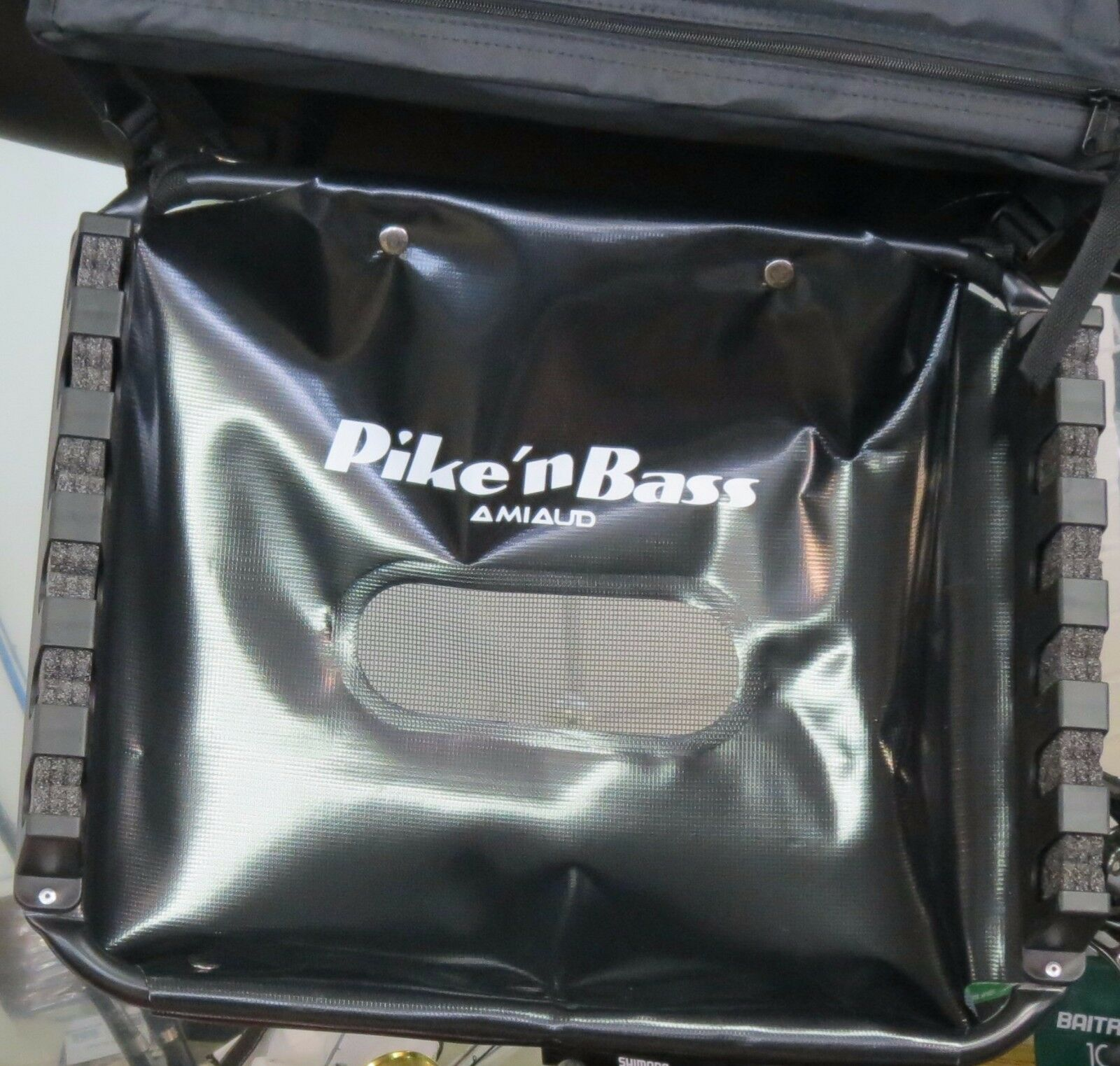 Porte canne pour float tube pike n bass