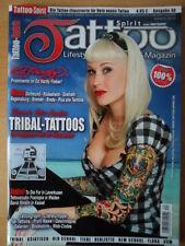 TATTOO SPIRIT 40 Ed Hardy Marquesaner Tribal Tattoograph Messe Dortmund Bremen