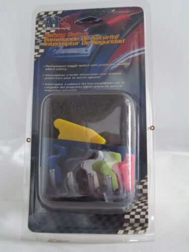 Toggle Switch Universal Fit APC for NOS Fuel Pump Safety Toggle Switch Yellow