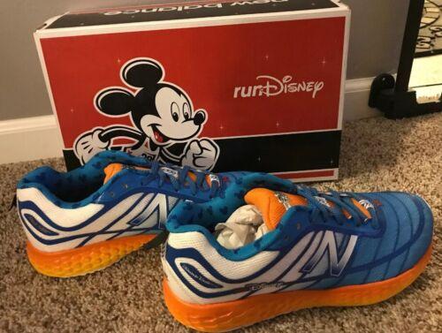 2015 Kids Size 5.5 New Balance Run Disney Donald Duck Limited Edition Shoes Blue