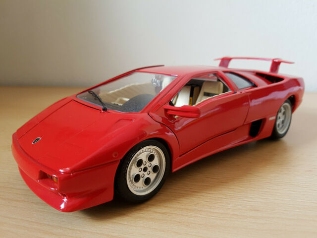 Lamborghini Diablo Modellauto aus Sammlung Maßstab 1:18 Bburago