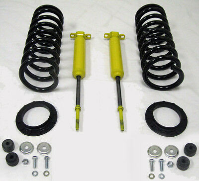 SPRING RATE HEAVY DUTY MUSTANG II FRONT COIL SPRINGS STREET ROD 425LB