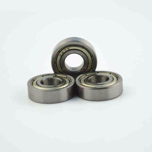 10pcs MR104 L-104ZZR MR104ZZ Miniature Bearings Miniature Ball Bearings 4x10x4mm