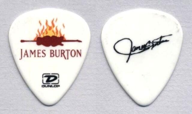 Elvis  ~  James Burton  Gitarren Plectrum Guitar Pick cd Plektrum