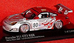 Porsche-911-GT3-RSR-24h-LeMans-2005-80-van-Overbeek-Pechnik-Neiman-1-43-Minicha
