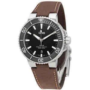 154f6231d Oris Aquis Automatic Black Dial Men's Watch 01 733 7730 4154-07 5 24 ...
