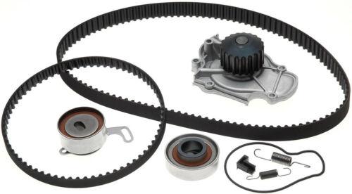 Engine Timing Belt Kit With Water Pump   Gates   TCKWP244