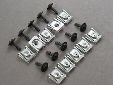Unterfahrschutz Motorschutz Einbausatz Clips Audi A4 A5, A6, A7, A8, Q3, Q5, RS5
