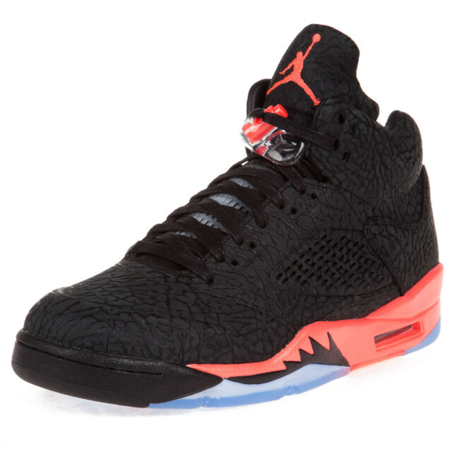 a3645d0cdecf Nike Air Jordan V 5 Retro 3lab5 Black Infrared 599581-010 14 Master ...