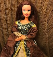 Mona Lisa ~ Gioconda ~ Barbie Doll Handmade Collector OOAK Artistic DaVinci