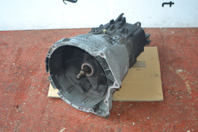 BMW 320d E46 5 Speed Manual Gearbox ZF 1053401146