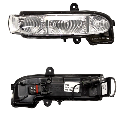 LED clignotant rétroviseur Miroir Gauche Droite Mercedes E-KLASSE W211 02-06