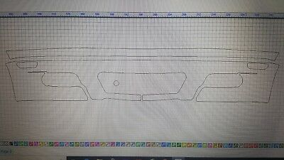 BMW M3 2007-2013 PreCut 3M Scotchgard Paint Protection Film Clear Bra PPF Kit