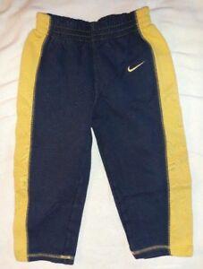 Nike-Boys-Sweat-Pants-Blue-Size-4