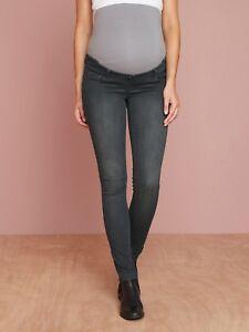 Strech 29 Slim Dh089 Taglia Maternity 08 £ Ff Uk Colline 16 Grigio Jeans 44 Rrp BPE7wx