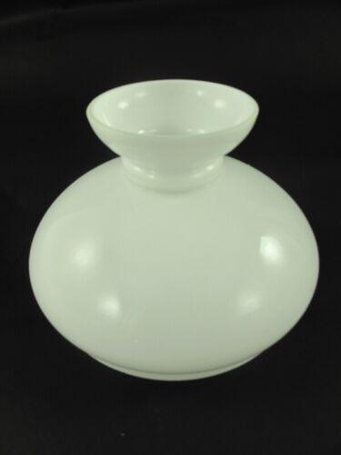 Lampen Schirm Lampen Schirm Glas Petroleum Schirm weiß Vesta D.9,5cm  Petro