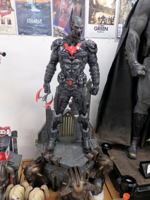Buy Prime1 Studio P1s Batman Beyond Statue Arkham Knight Ex Ver