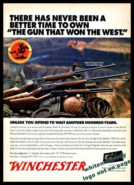 1929 PAPER AD Marlin Rifle Model 27 93 Carbine Winchester 53 92 94 55 86