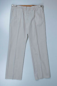 Original-Louis-Vuitton-Beige-Men-Summer-Pants-in-size-46