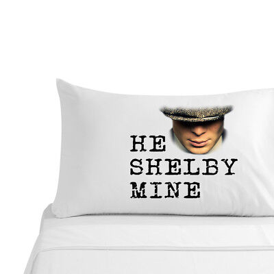 Funny Gift For Her Peaky Blinders Gift Shelby Mine Tommy Shelby Pillow case