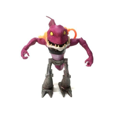 "5/""Teenage Mutant Ninja Turtles TMNT ROSE FISHFACE Nickelodeon Figure Collection"