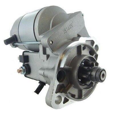 STARTER MOTOR KUBOTA TRACTOR L225 L2350DT L2350F L245