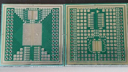 Surface Mount Amplifier Protoboards 4 TOTALLY DIFFERENT