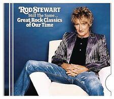 FREE US SH (int'l sh=$0-$3) NEW CD Rod Stewart: Still The Same-Great Rock Collec