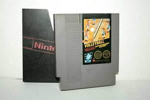 VOLLEYBALL-USATO-NINTENDO-NES-EDIZIONE-ITALIANA-SOLO-CARTUCCIA-PAL-A-FR1-45966