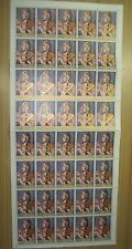 INDIA 1973 MINIATURE PAINTINGS 20P to 2Rs. (4V) MNH COMPLETE SET IN SHEETS RARE.