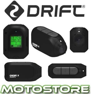 DRIFT-GHOST-X-HD-ACTION-HELMET-CAMERA-1080P-MOTORCYCLE-SKI-MTB-SPORTS-BIKE