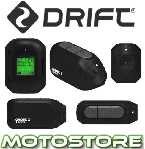 DRIFT GHOST X HD ACTION HELMET CAMERA 1080P MOTORCYCLE SKI MTB SPORTS BIKE