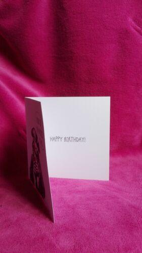 Handmade Funny Jack Sparrow Personalised Birthday Card